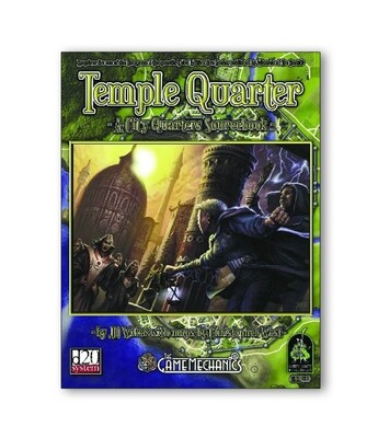 d20: City Quarters: Temple Quarter (used)