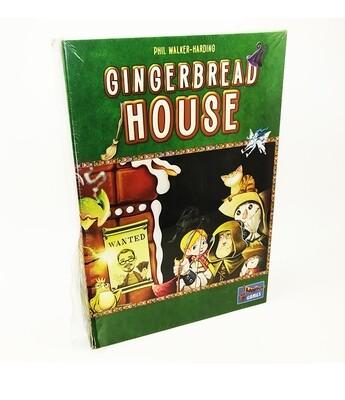 Gingerbread House (Damaged)