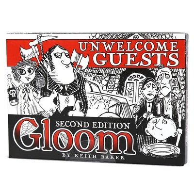 Gloom Second Edition: Unwelcome Guests