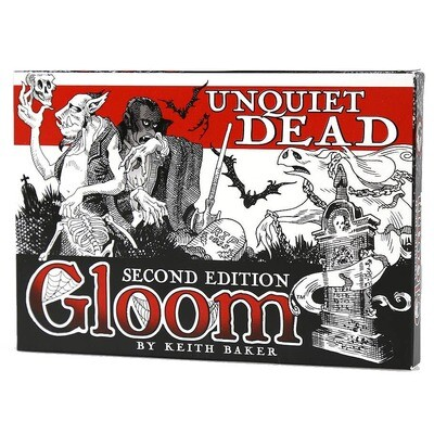 Gloom Second Edition: Unquiet Dead