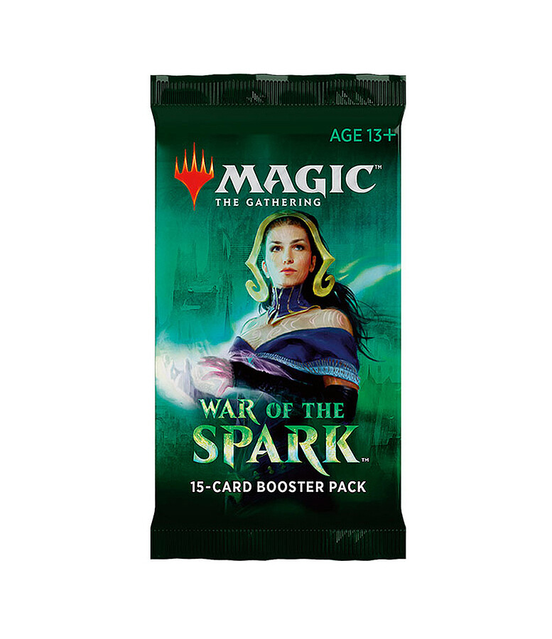 MtG: War of the Spark Draft Booster