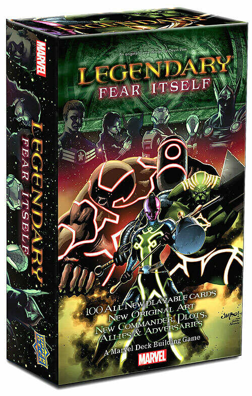 Legendary: Fear Itself Expansion