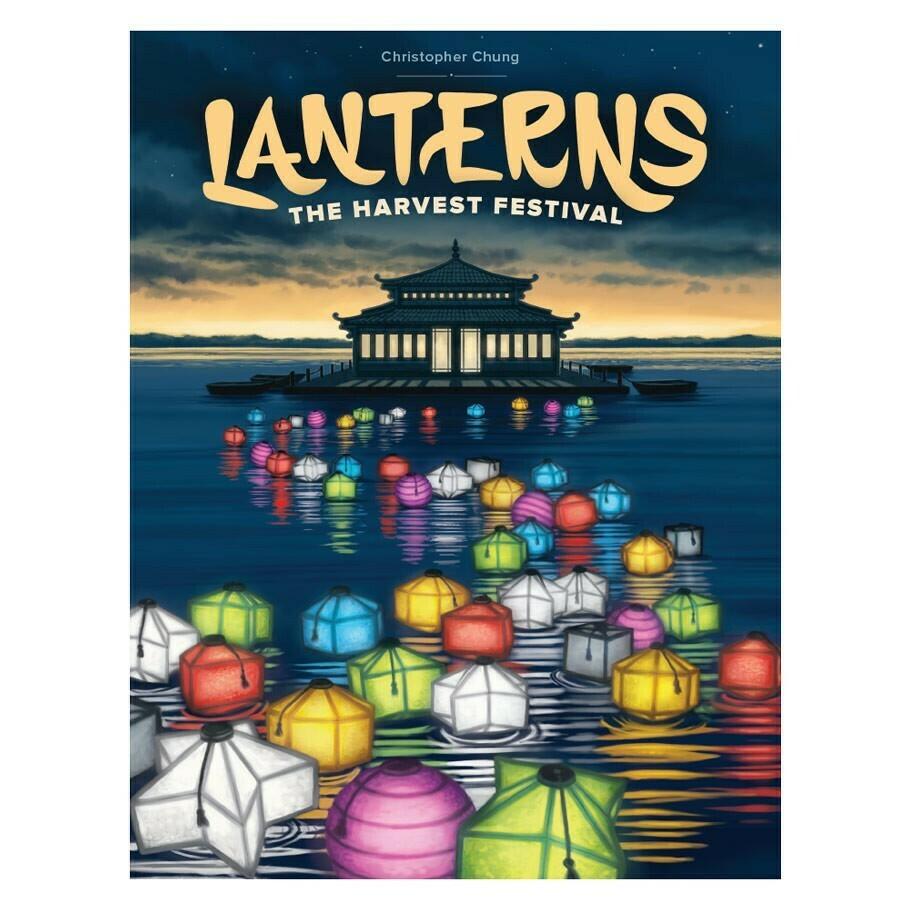 Lanterns The Harvest Festival