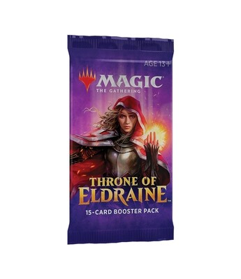 MtG: Throne of Eldraine Draft Booster