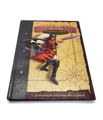 d20: Swashbuckling Adventures (used)