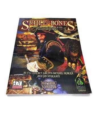 d20: Skull & Bones (used)