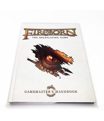 Fireborn RPG: Gamemaster's Handbook