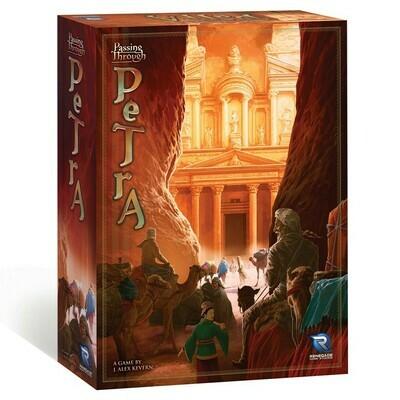 Passing Through Petra