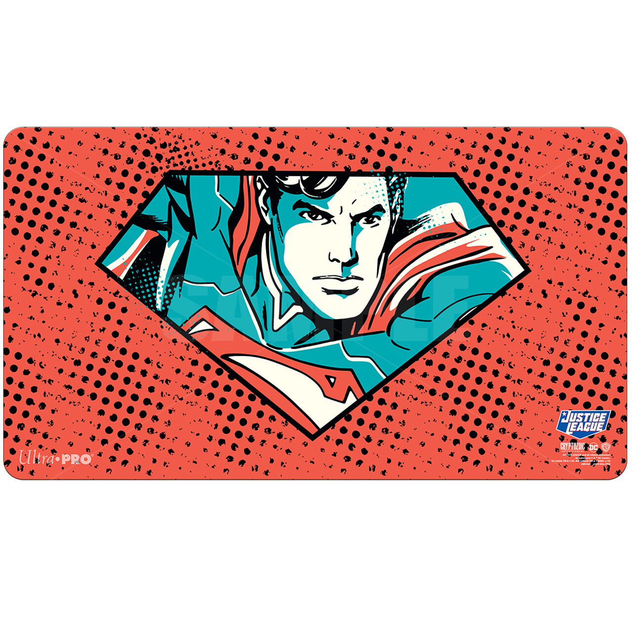 Play Mat: Justice League: Superman