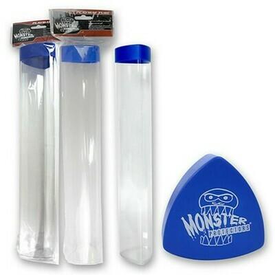 Play Mat Tube: Monster: Prism Blue