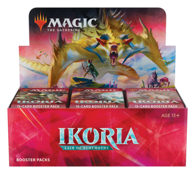 MtG: Ikoria Draft Booster Box