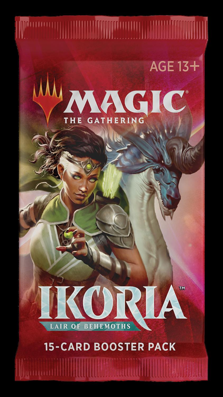 MtG: Ikoria Draft Booster