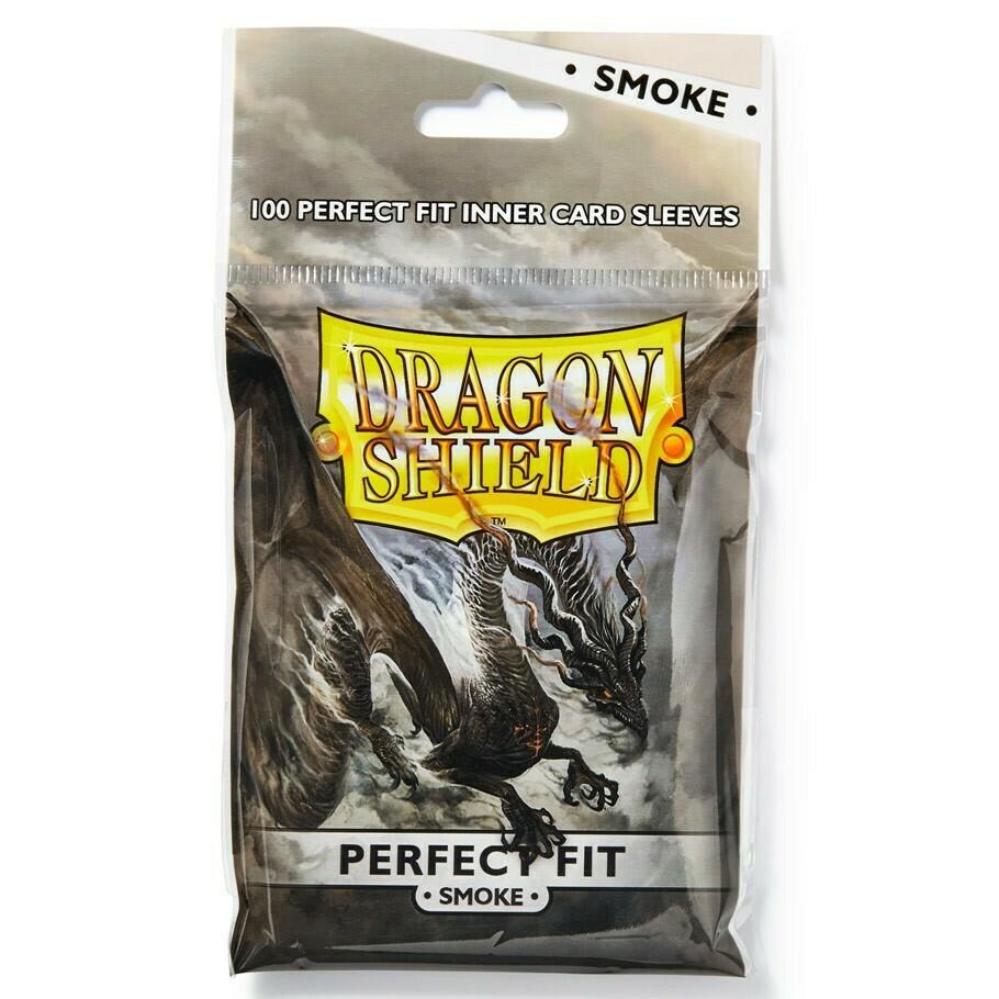 SLV: Dragon Shield: Perfect Fit: Smoke (100)