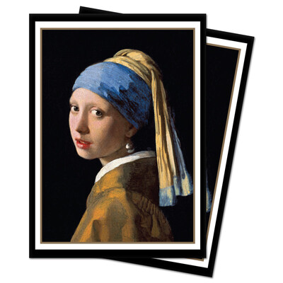 SLV: Fine Art: The Girl with the Pearl Earring (100)