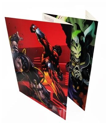 Mutants & Masterminds 1e: Gamemaster Screen (used)