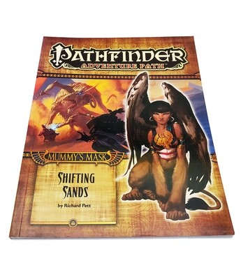 Pathfinder: AP MM3 Shifting Sands (used)