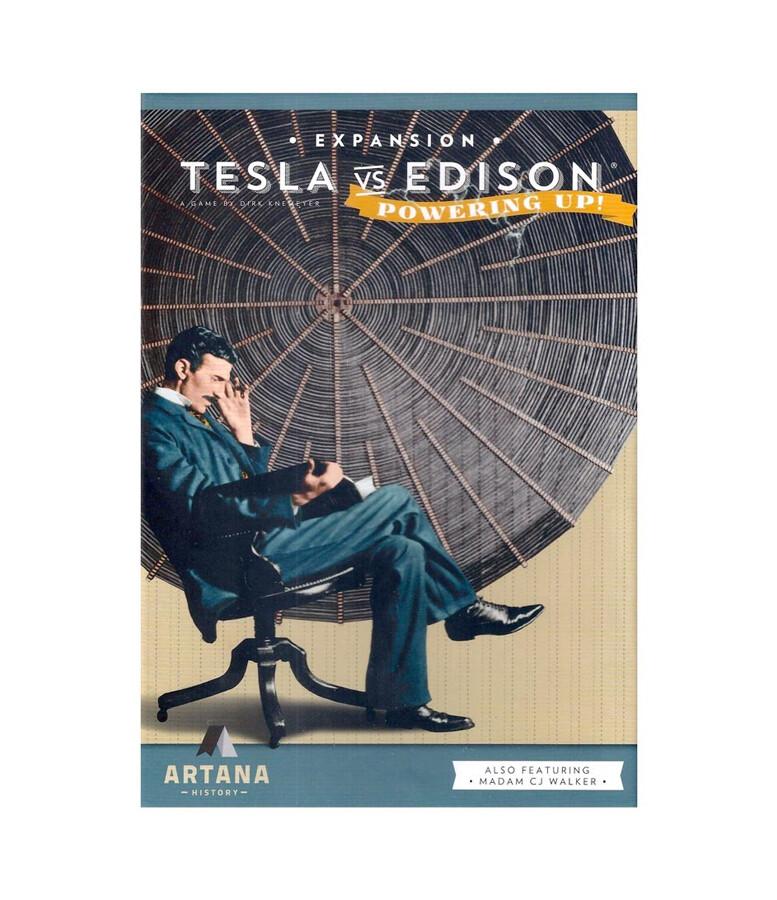Tesla vs. Edison: Powering Up Expansion