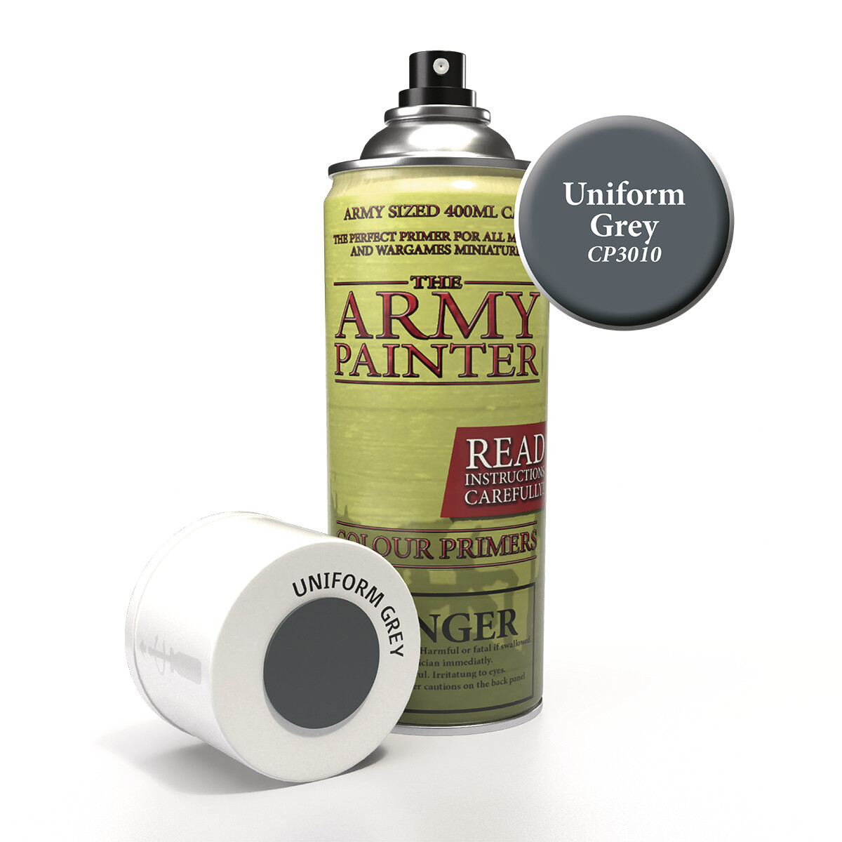 Color Primer: Uniform Grey