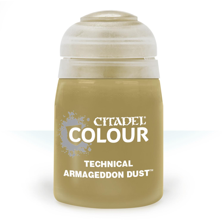 T Armageddon Dust
