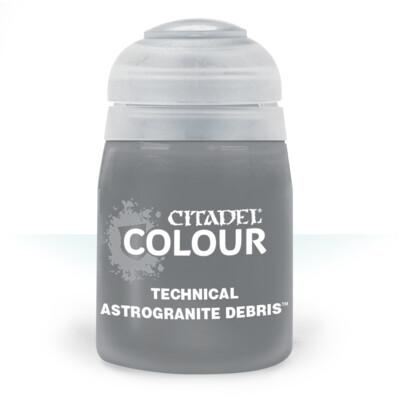 T Astrogranite Debris
