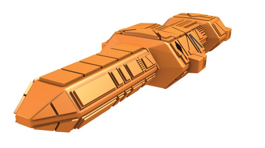 Star Trek Attack Wing: Dreadnought