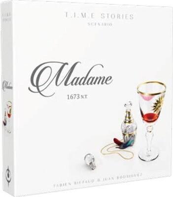 T.I.M.E. Stories: Madame