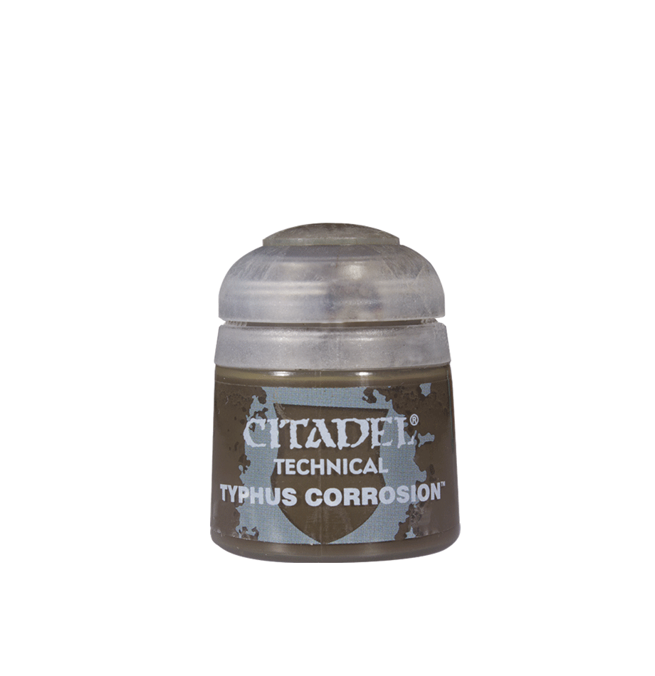 T Typhus Corrosion