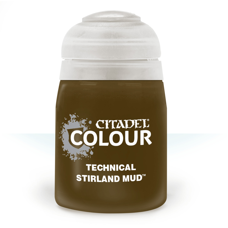 T Stirland Mud