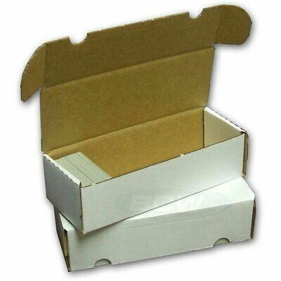 550 Count Storage Box