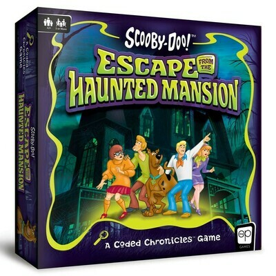 Scooby-Doo: Escape from Haunted Mansion