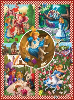 Classic Tales: Alice in Wonderland