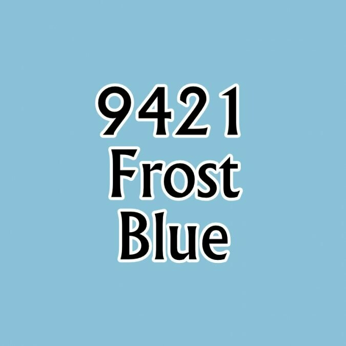 Frost Blue