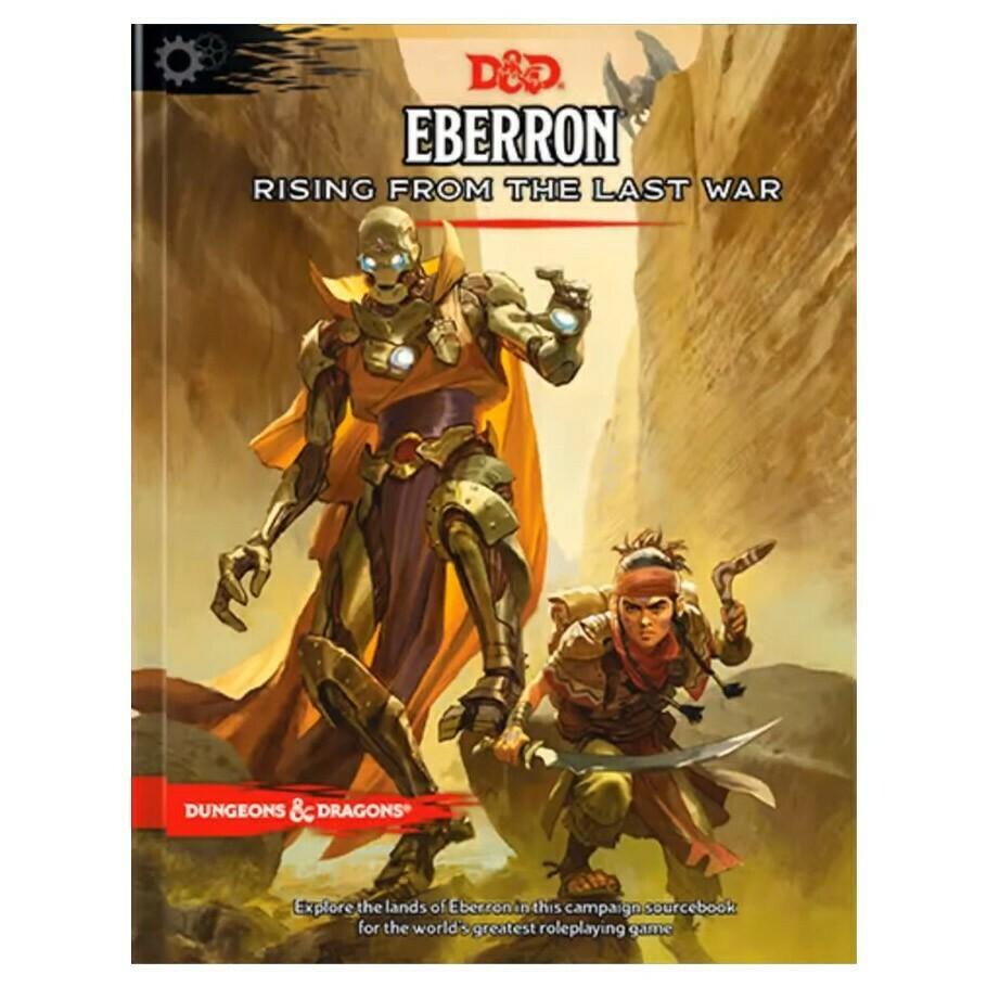D&D 5e: Eberron Rising from the Last War