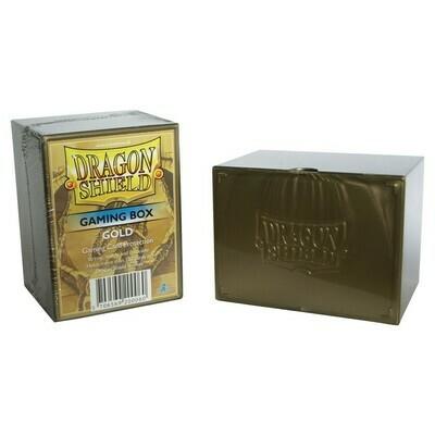 Deck Box: Dragon Shield: Gaming Box Gold