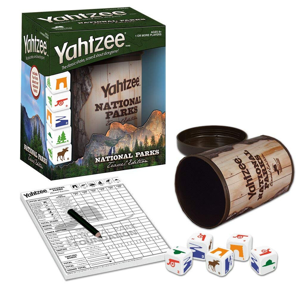 Yahtzee: National Parks Edition