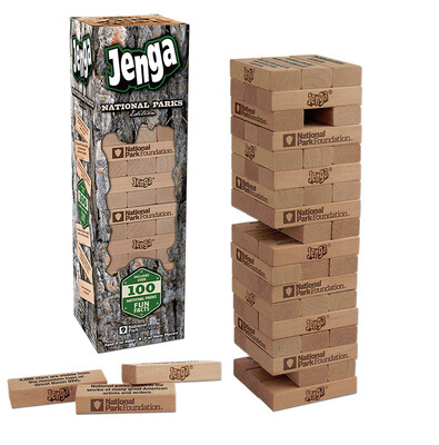 Jenga: National Parks Edition