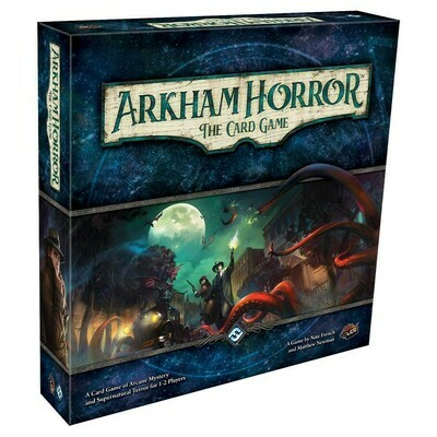 Arkham Horror: LCG: The Card Game