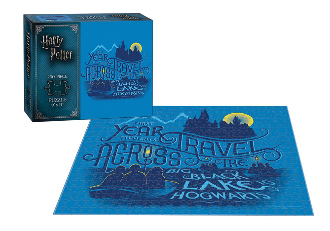 Harry Potter Journey to Hogwarts
