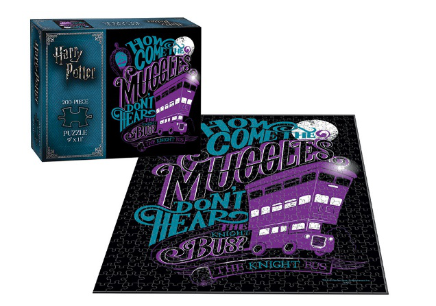 Harry Potter The Knight Bus