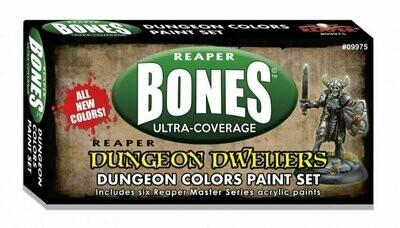 MSP Bones: Dungeon Colors Set