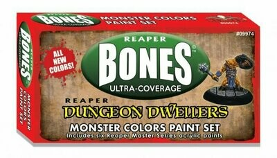 MSP Bones: Monster Colors Set