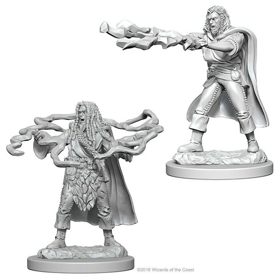 Male Human Sorcerer W1