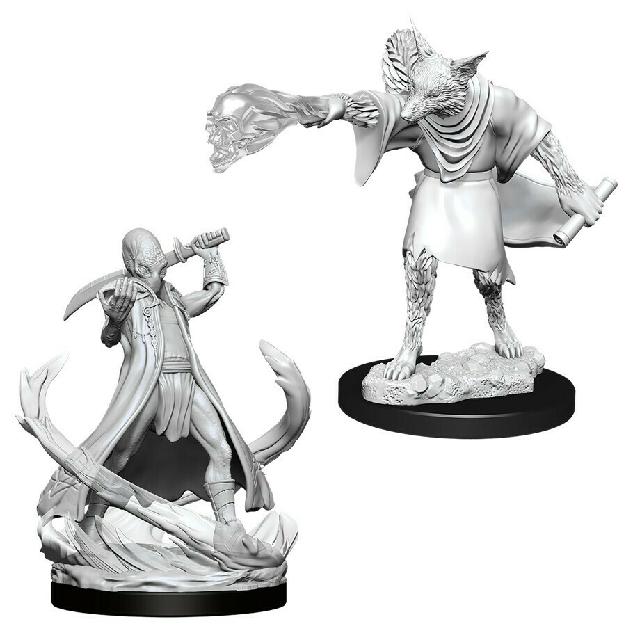 Arcanaloth & Ultroloth W11