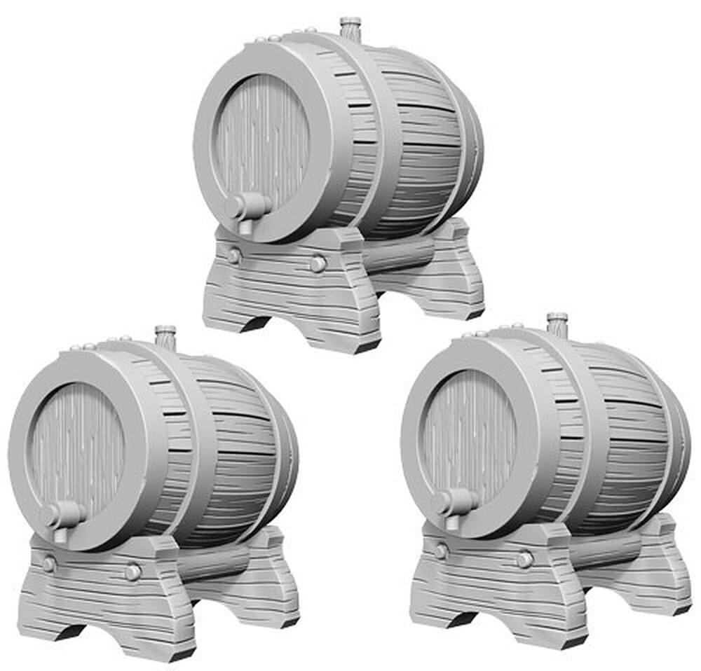 Keg Barrels W2
