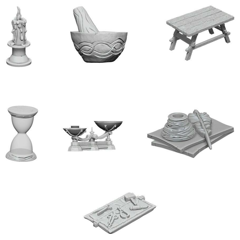 Workbench & Tools W5