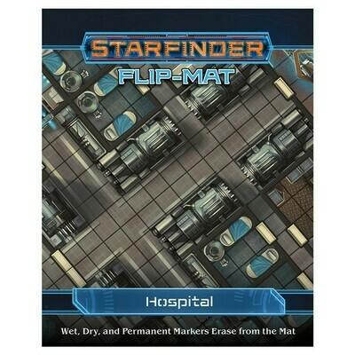 Starfinder: Flip-Mat: Hospital