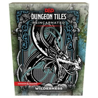 D&D Dungeon Tiles Reincarnated: Wilderness