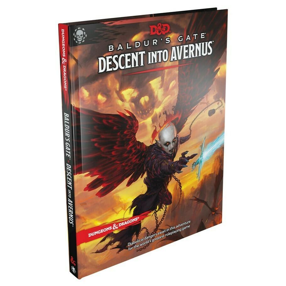 D&D 5e: Baldur's Gate Descent into Avernus
