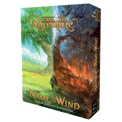 Call To Adventure: The Name of the Wind