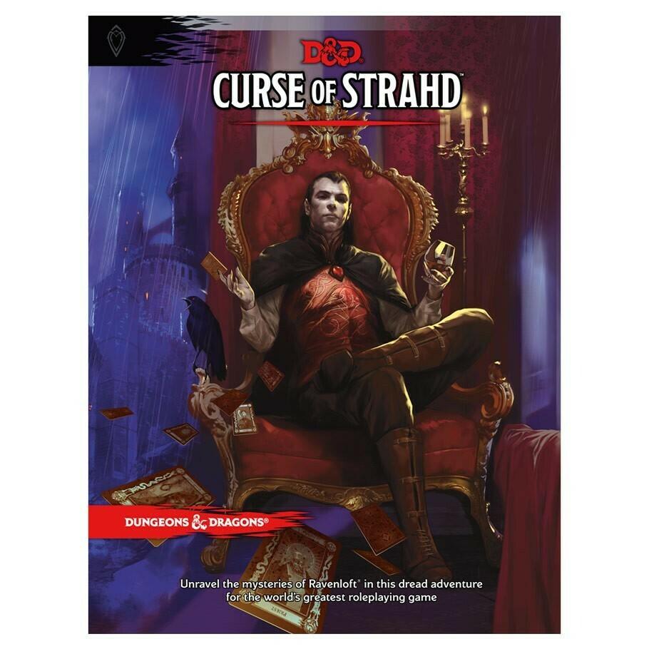 D&D 5e: Curse of Strahd